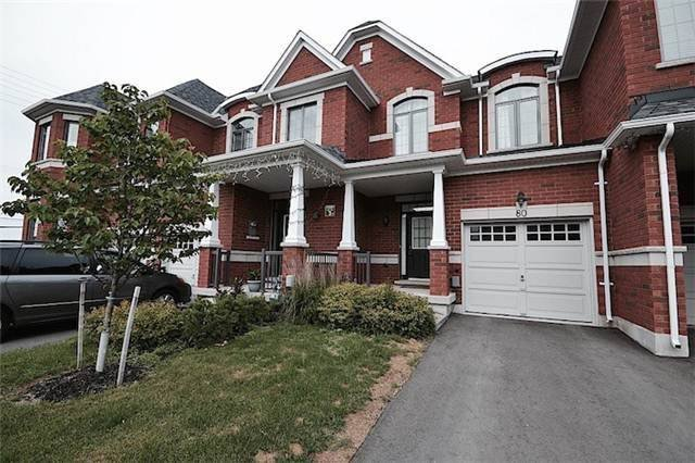 Main Photo: 80 Alexie Way in Vaughan: Vellore Village House (2-Storey) for lease : MLS®# N4610807