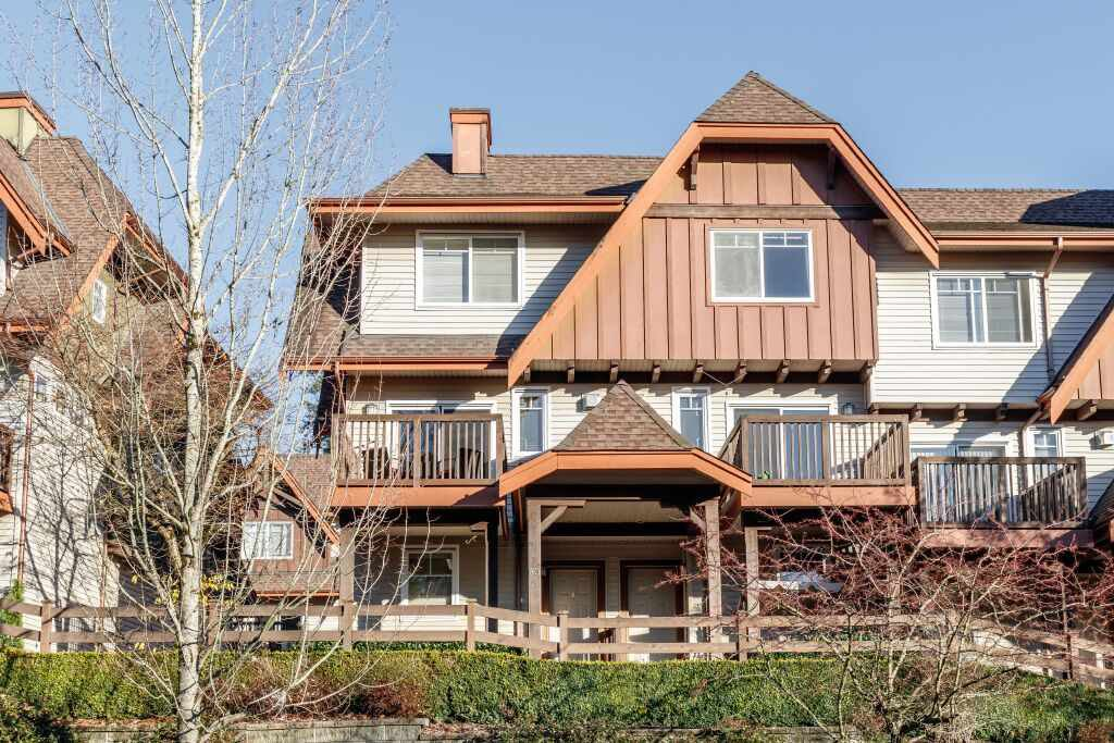 "Main Photo: 80 2000 PANORAMA Drive in Port Moody: Heritage Woods PM Townhouse for sale in ""MOUNTAIN'S EDGE"" : MLS®# R2421205"