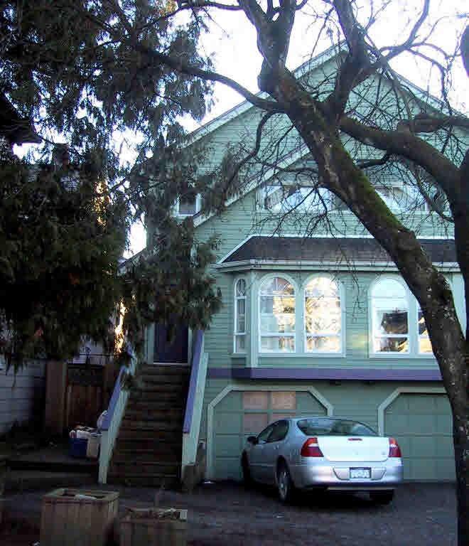Main Photo: 1766 GRAVELEY STREET in : Grandview Woodland House 1/2 Duplex for sale : MLS®# V516843