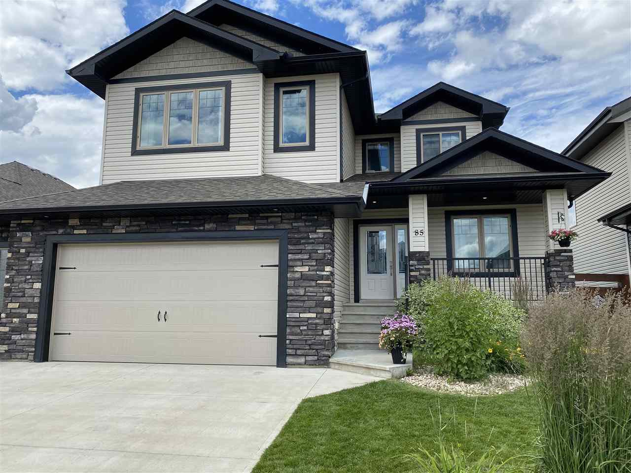 Main Photo: 85 DANFIELD Place: Spruce Grove House for sale : MLS®# E4210045