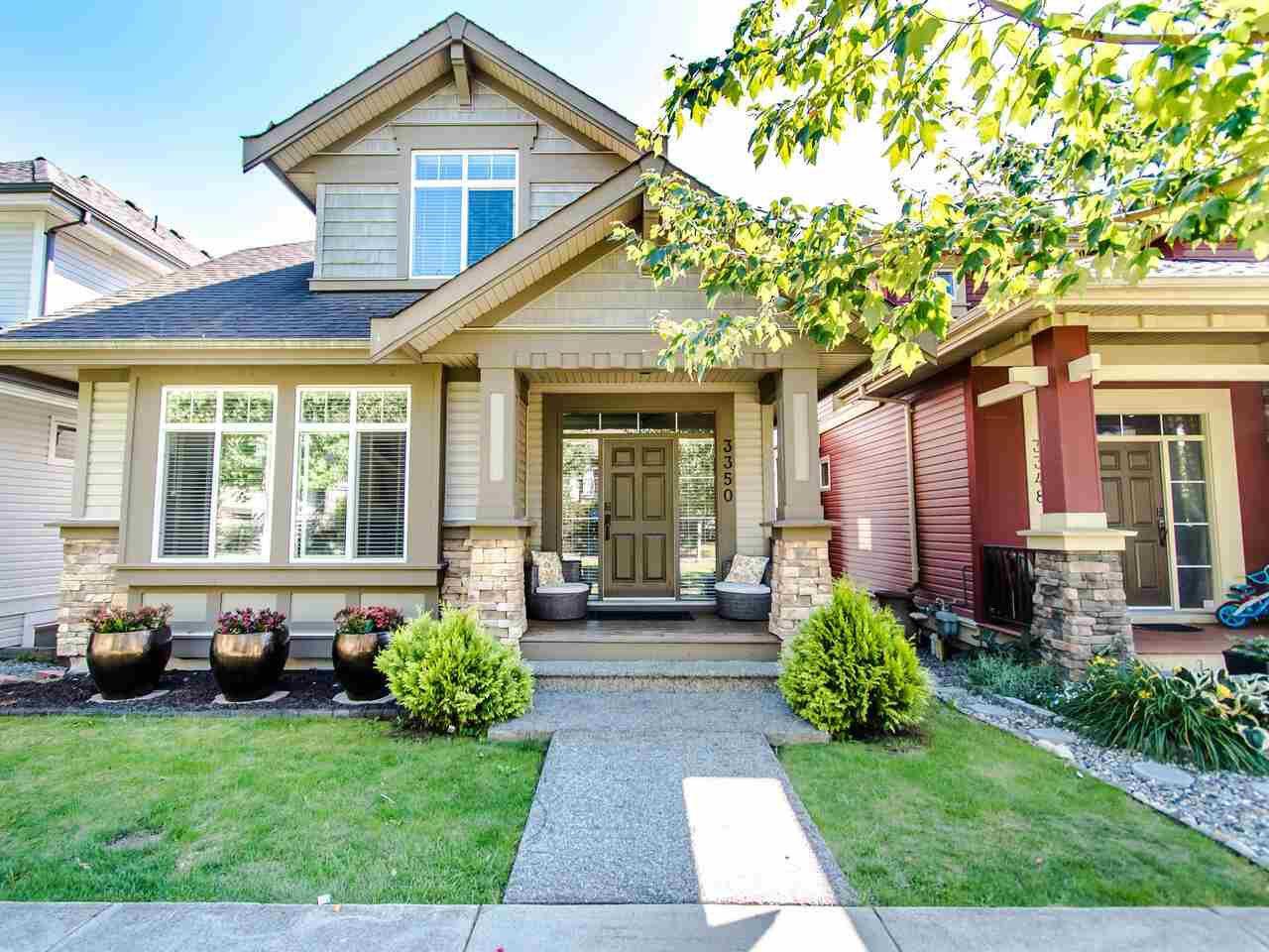Main Photo: 3350 WATKINS Avenue in Coquitlam: Burke Mountain House for sale : MLS®# R2495245