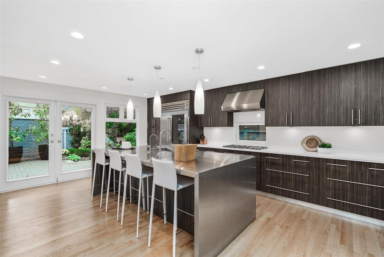 Main Photo: 2245 W 14TH Avenue in Vancouver: Kitsilano House 1/2 Duplex for sale (Vancouver West)  : MLS®# R2508108