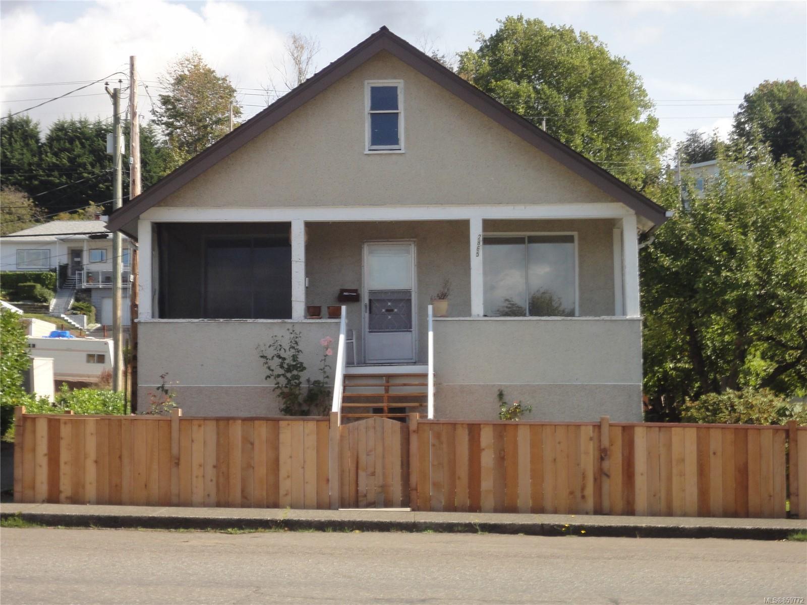 Main Photo: 2865 5th Ave in : PA Port Alberni House for sale (Port Alberni)  : MLS®# 859772