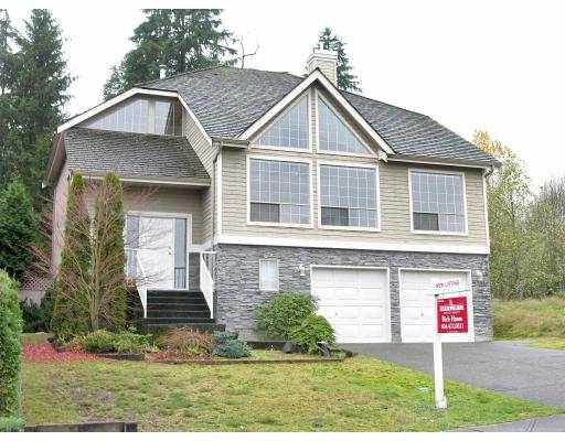 """Main Photo: 1448 PURCELL DR in Coquitlam: Westwood Plateau House for sale in """"WESTWOOD PLATEAU"""" : MLS®# V565582"""