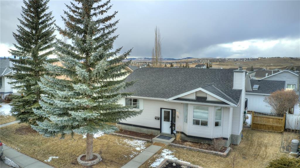 Main Photo: 16 WEST MCMANUS Road: Cochrane Detached for sale : MLS®# C4291283