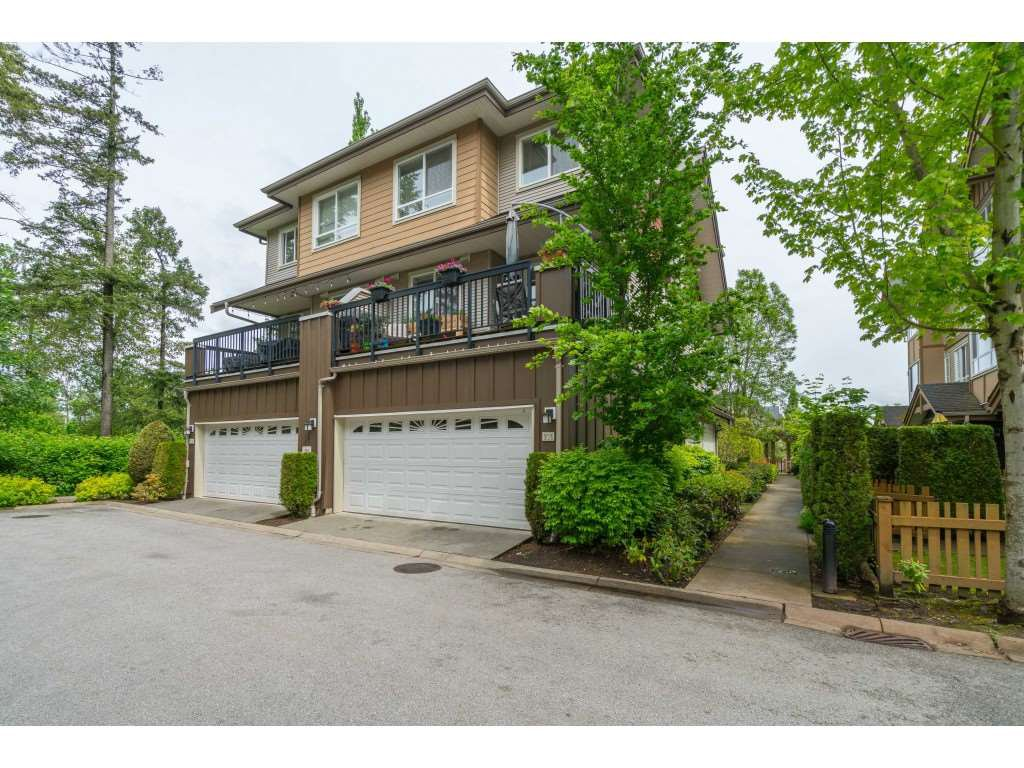 "Main Photo: #101 7088 191 Street in Surrey: Clayton Townhouse for sale in ""Montana"" (Cloverdale)  : MLS®# R2455841"