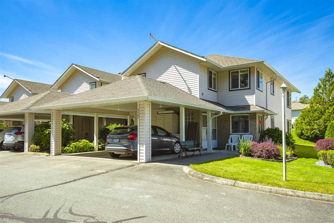 """Main Photo: 64 15020 66A Avenue in Surrey: East Newton Townhouse for sale in """"Sullivan Mews"""" : MLS®# R2465921"""