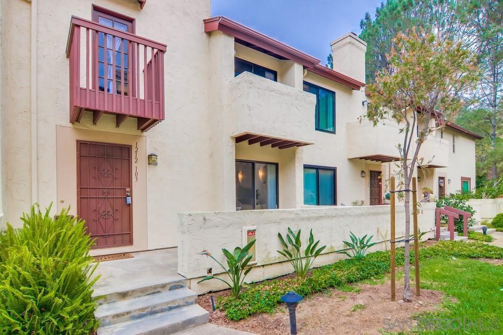Main Photo: LINDA VISTA Condo for sale : 2 bedrooms : 1212 River Glen Row #103 in San Diego
