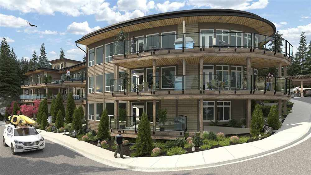 Main Photo: 202 5780 MARINE Way in Sunshine Coast: Home for sale : MLS®# R2188625