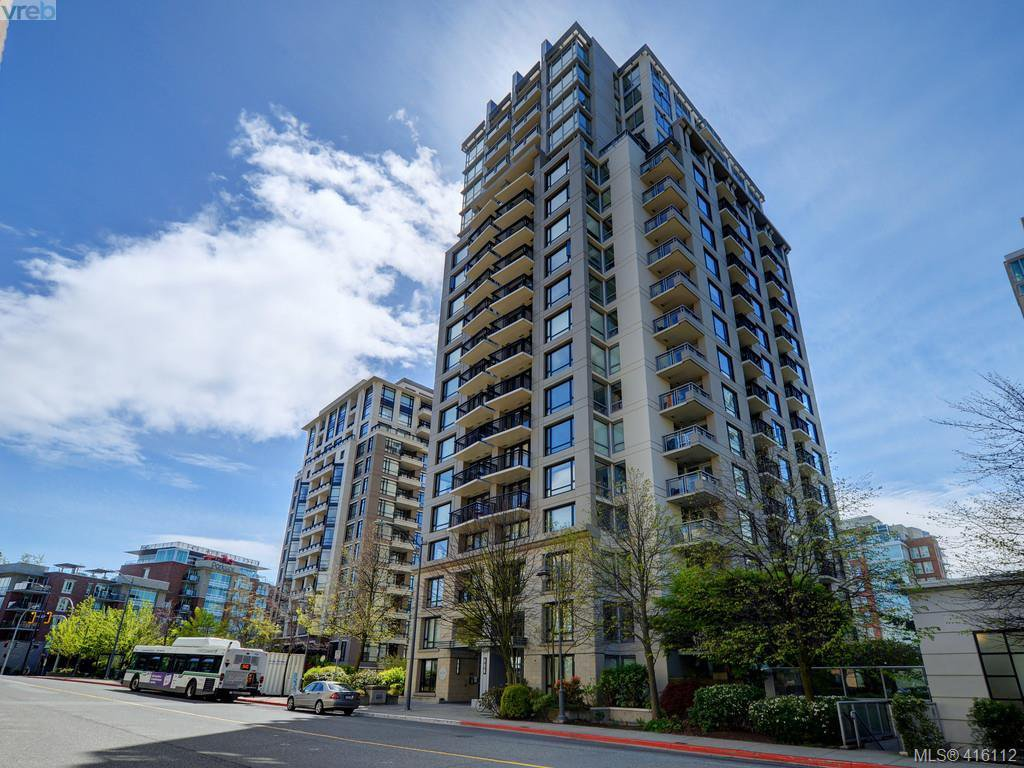Main Photo: 603 751 Fairfield Rd in VICTORIA: Vi Downtown Condo for sale (Victoria)  : MLS®# 825453