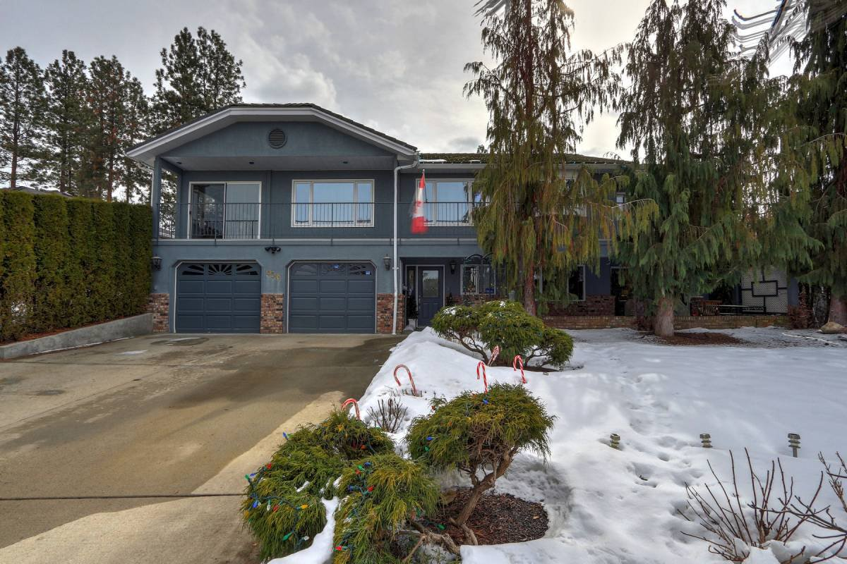 Main Photo: 436 Curlew Drive, Kelowna, BC, V1W 4L2: Kelowna House for sale (BCNREB)  : MLS®# 10130349