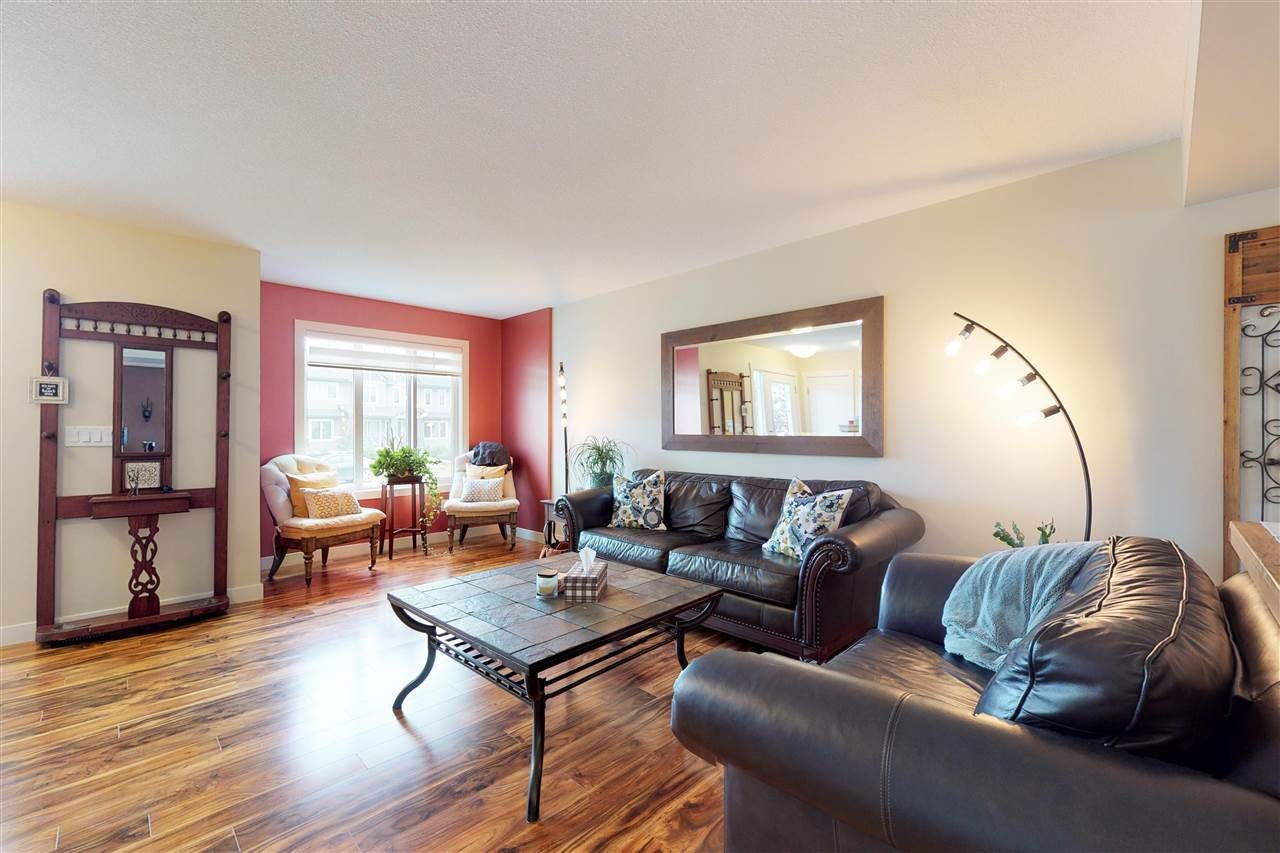 Main Photo: 120 CY BECKER Boulevard in Edmonton: Zone 03 House Half Duplex for sale : MLS®# E4182256