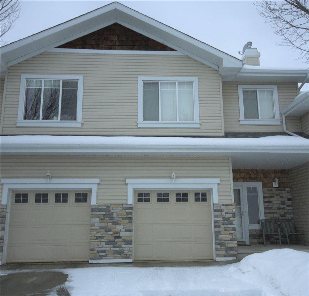 Main Photo: 27 2508 HANNA Crescent in Edmonton: Zone 14 Townhouse for sale : MLS®# E4186678