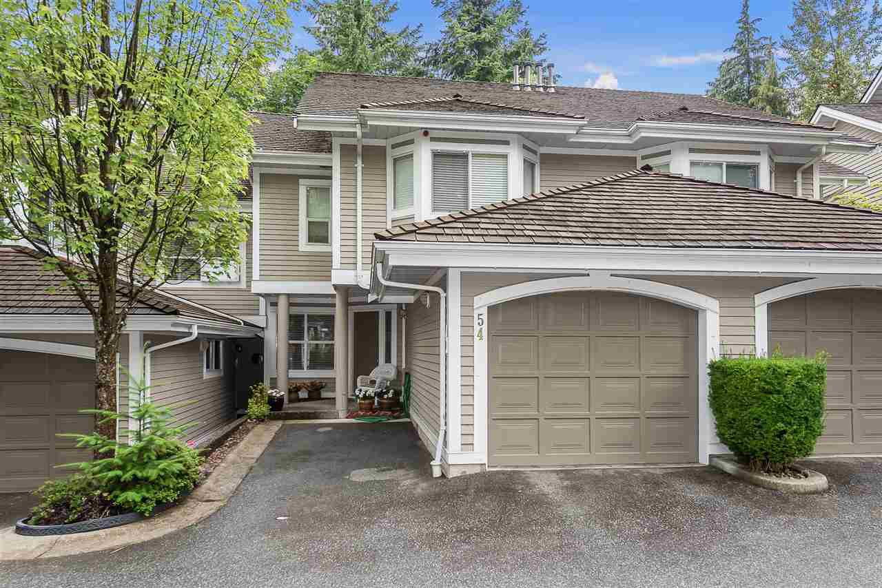 "Main Photo: 54 650 ROCHE POINT Drive in North Vancouver: Roche Point Townhouse for sale in ""RAVENWOODS"" : MLS®# R2451670"