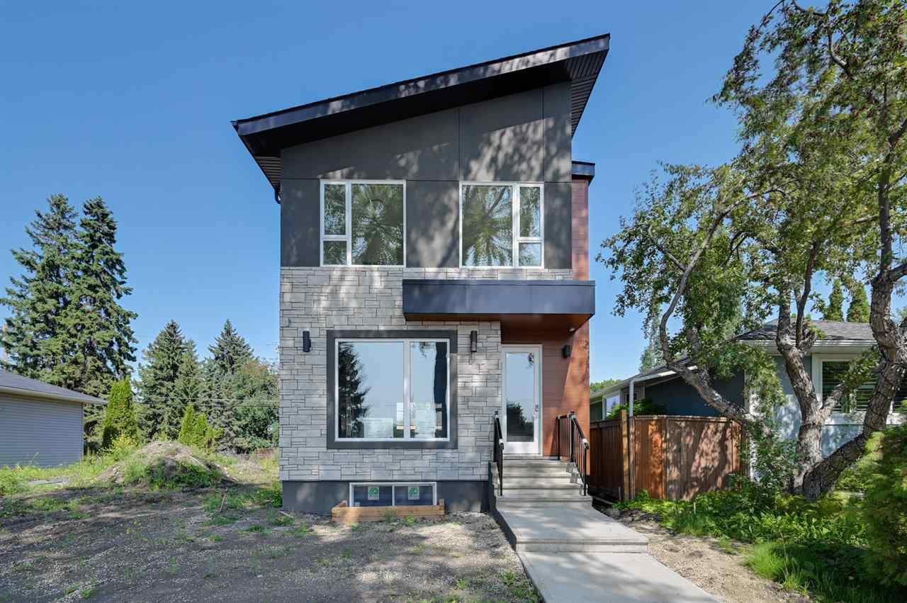 Main Photo: 14724 91 Avenue in Edmonton: Zone 10 House for sale : MLS®# E4198649