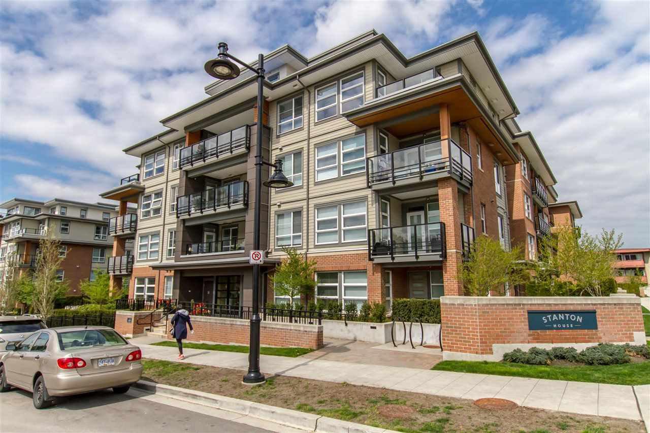 Main Photo: 106 609 COTTONWOOD AVENUE in Coquitlam: Coquitlam West Condo for sale : MLS®# R2451128
