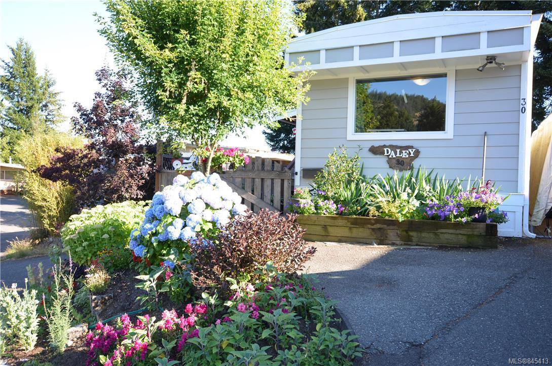 Main Photo: 30 2827 Sooke Lake Rd in : La Goldstream Manufactured Home for sale (Langford)  : MLS®# 845413