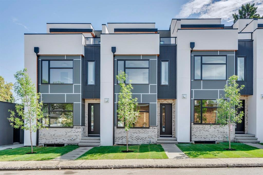 Main Photo: 3248 18 Street SW in Calgary: South Calgary Row/Townhouse for sale : MLS®# A1022180