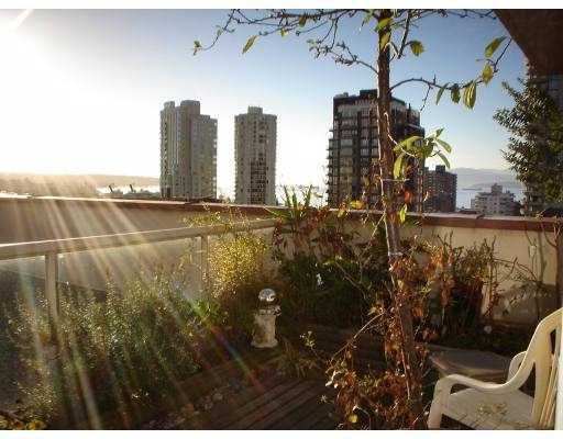 "Main Photo: 1104 1330 HORNBY ST in Vancouver: Downtown VW Condo for sale in ""HORNBY COURT"" (Vancouver West)  : MLS®# V560112"