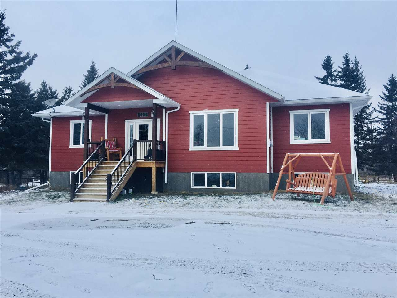 Main Photo: 55413 Range Road 53a: Rural Lac Ste. Anne County House for sale : MLS®# E4180854