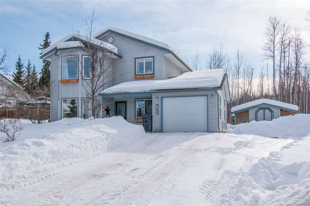 Main Photo: 1455 CHESTNUT Street: Telkwa House for sale (Smithers And Area (Zone 54))  : MLS®# R2439526