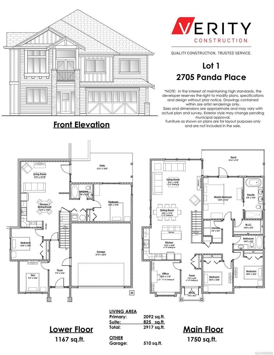 Main Photo: 2705 Panda Pl in : La Langford Lake House for sale (Langford)  : MLS®# 855982