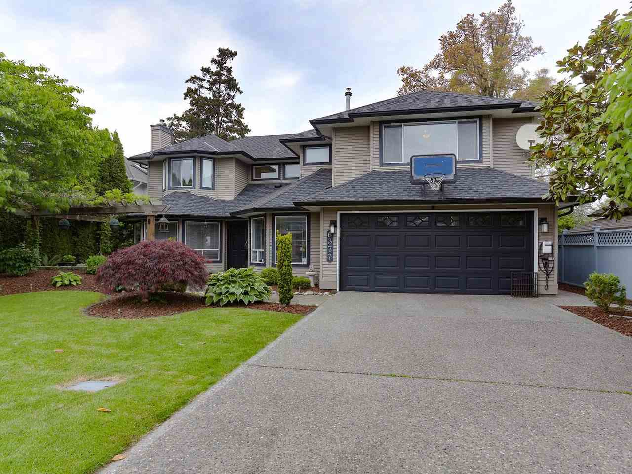 Main Photo: 6377 CRESCENT Court in Delta: Holly House for sale (Ladner)  : MLS®# R2500151