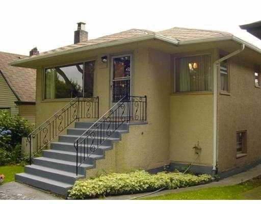 Main Photo: 2288 E 3RD AV in Vancouver: Grandview VE House for sale (Vancouver East)  : MLS®# V545469