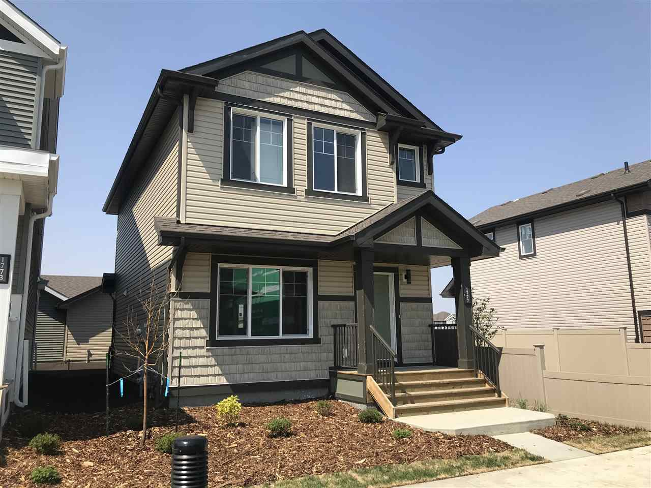 Main Photo: 1777 25A Street in Edmonton: Zone 30 House for sale : MLS®# E4172057