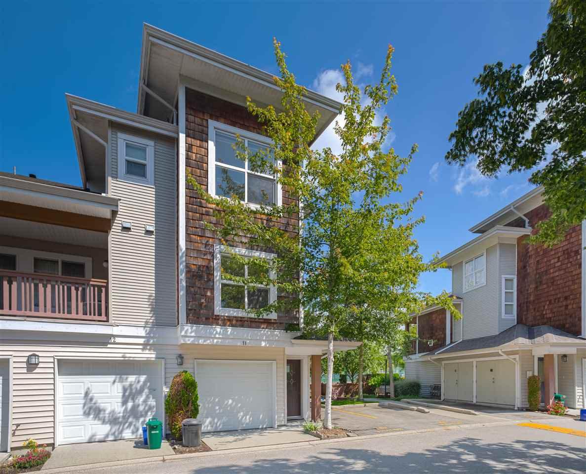 "Main Photo: 11 7088 LYNNWOOD Drive in Richmond: Granville Townhouse for sale in ""Laurelwood III"" : MLS®# R2467100"