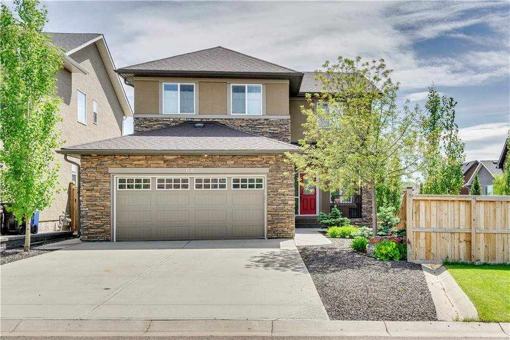 Main Photo: 66 ASPENSHIRE Place SW in Calgary: Aspen Woods Detached for sale : MLS®# C4303344