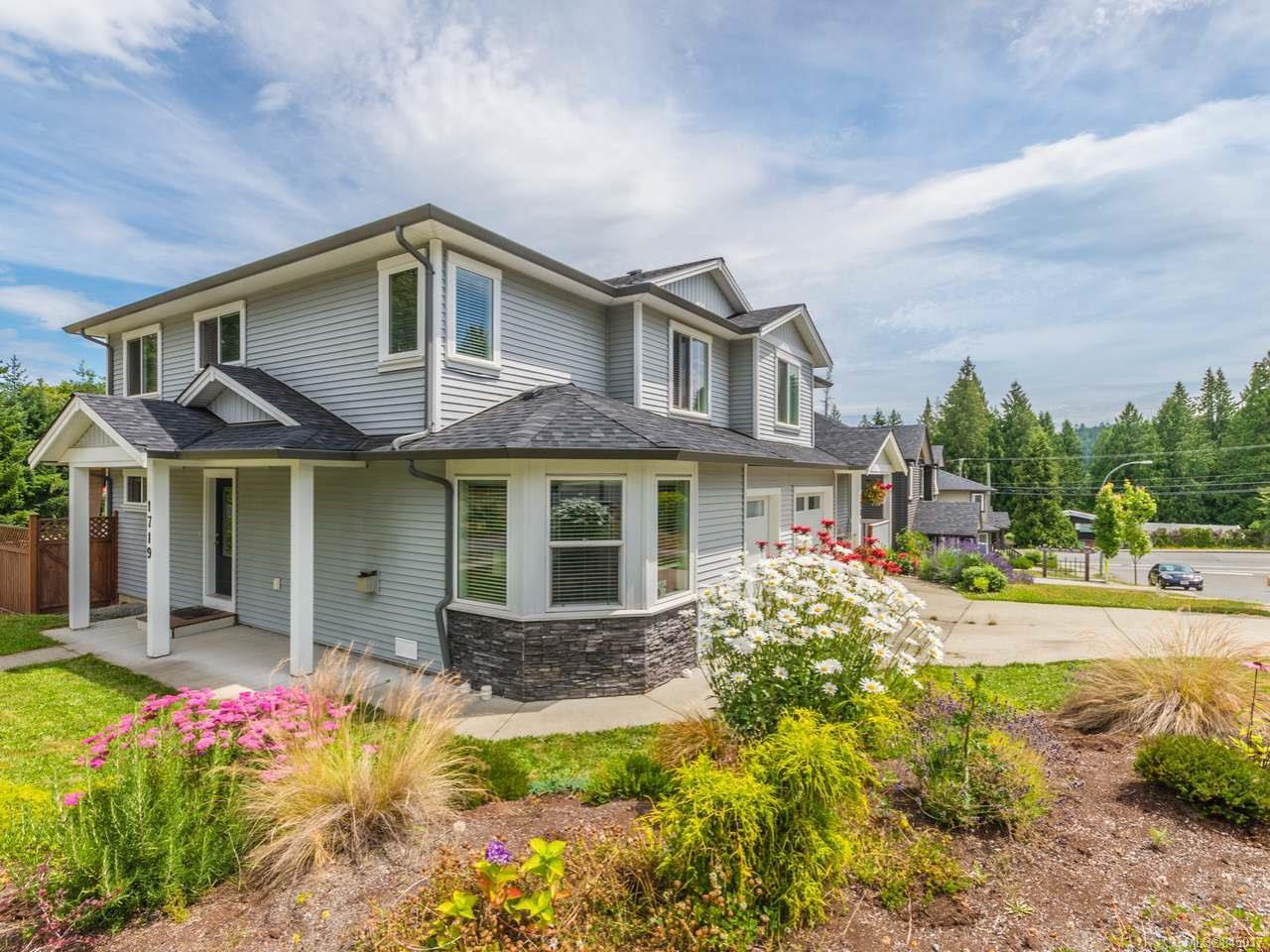 Main Photo: 1719 Trevors Rd in NANAIMO: Na Chase River Half Duplex for sale (Nanaimo)  : MLS®# 845017