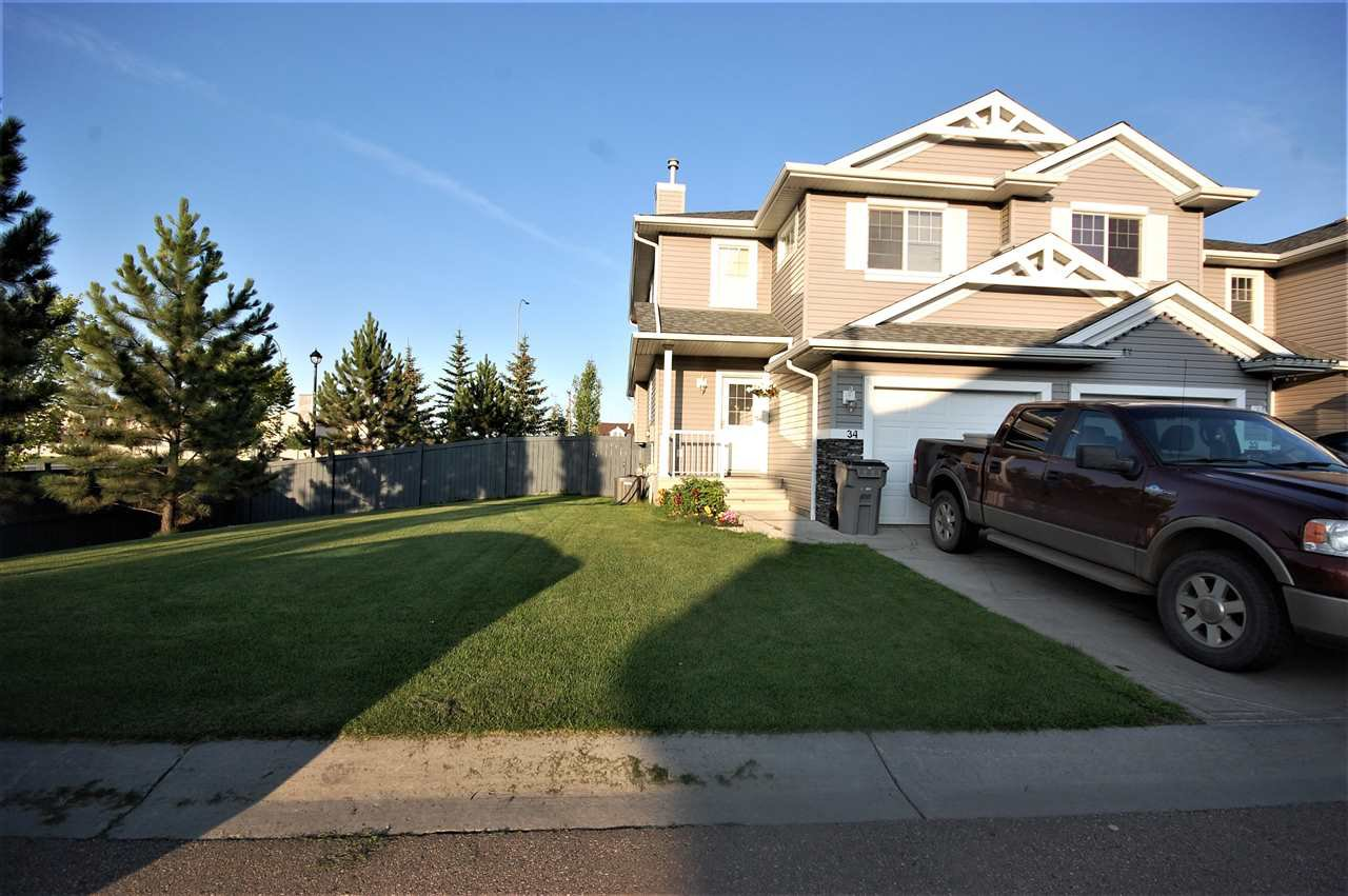 Main Photo: 34 5101 SOLEIL Boulevard: Beaumont Townhouse for sale : MLS®# E4167743