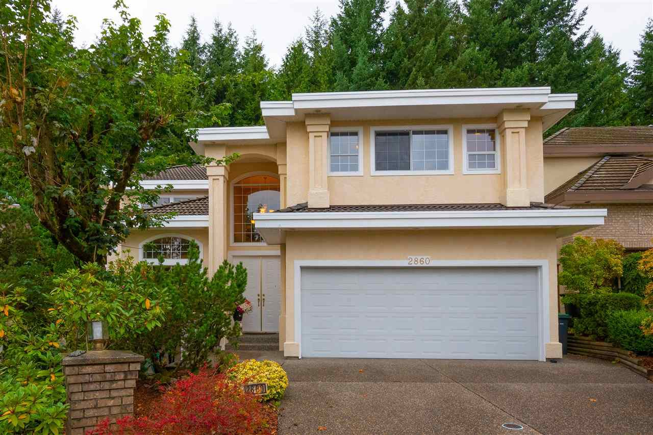 """Main Photo: 2860 SEDGE Court in Coquitlam: Westwood Plateau House for sale in """"WESTWOOD PLATEAU"""" : MLS®# R2411311"""