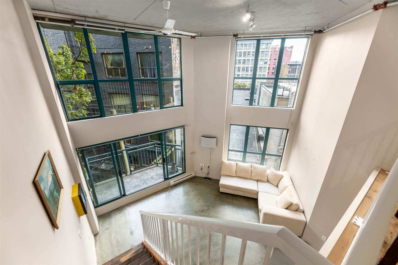 Main Photo: 419 22 E CORDOVA STREET in Vancouver: Downtown VE Condo for sale (Vancouver East)  : MLS®# R2407364