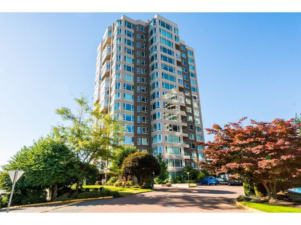 """Main Photo: 1404 3170 GLADWIN Road in Abbotsford: Central Abbotsford Condo for sale in """"REGENCY PARK"""" : MLS®# R2463726"""