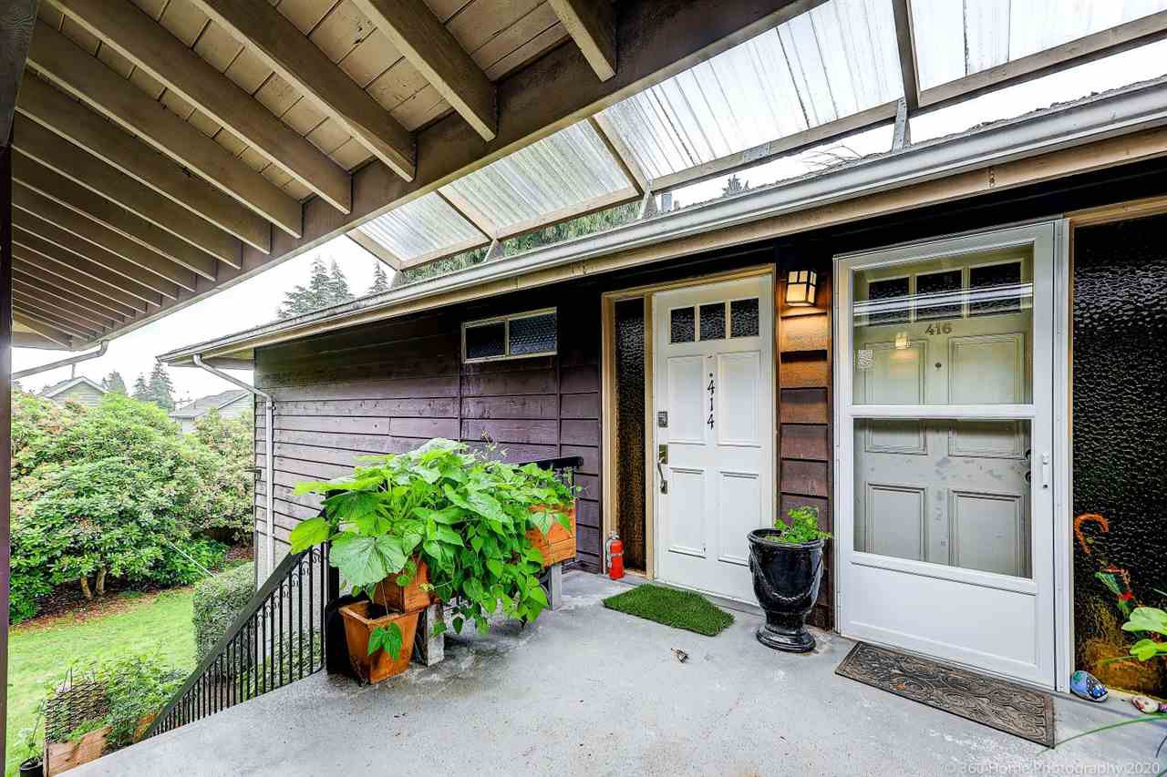 """Main Photo: 414 555 W 28TH Street in North Vancouver: Upper Lonsdale Condo for sale in """"CEDARBROOKE GARDENS VILLAGE"""" : MLS®# R2496785"""