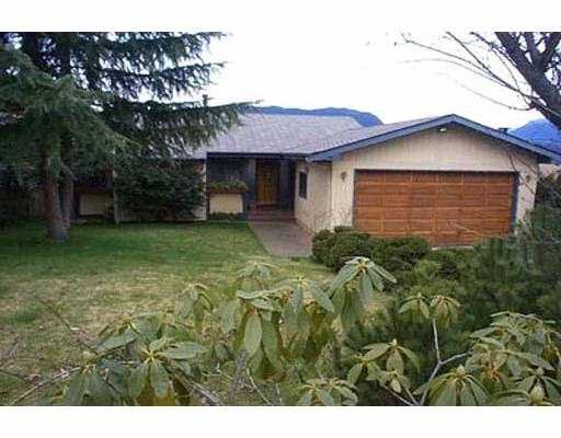 Main Photo: 3191 CAPSTAN CR in Coquitlam: Ranch Park House for sale : MLS®# V553765