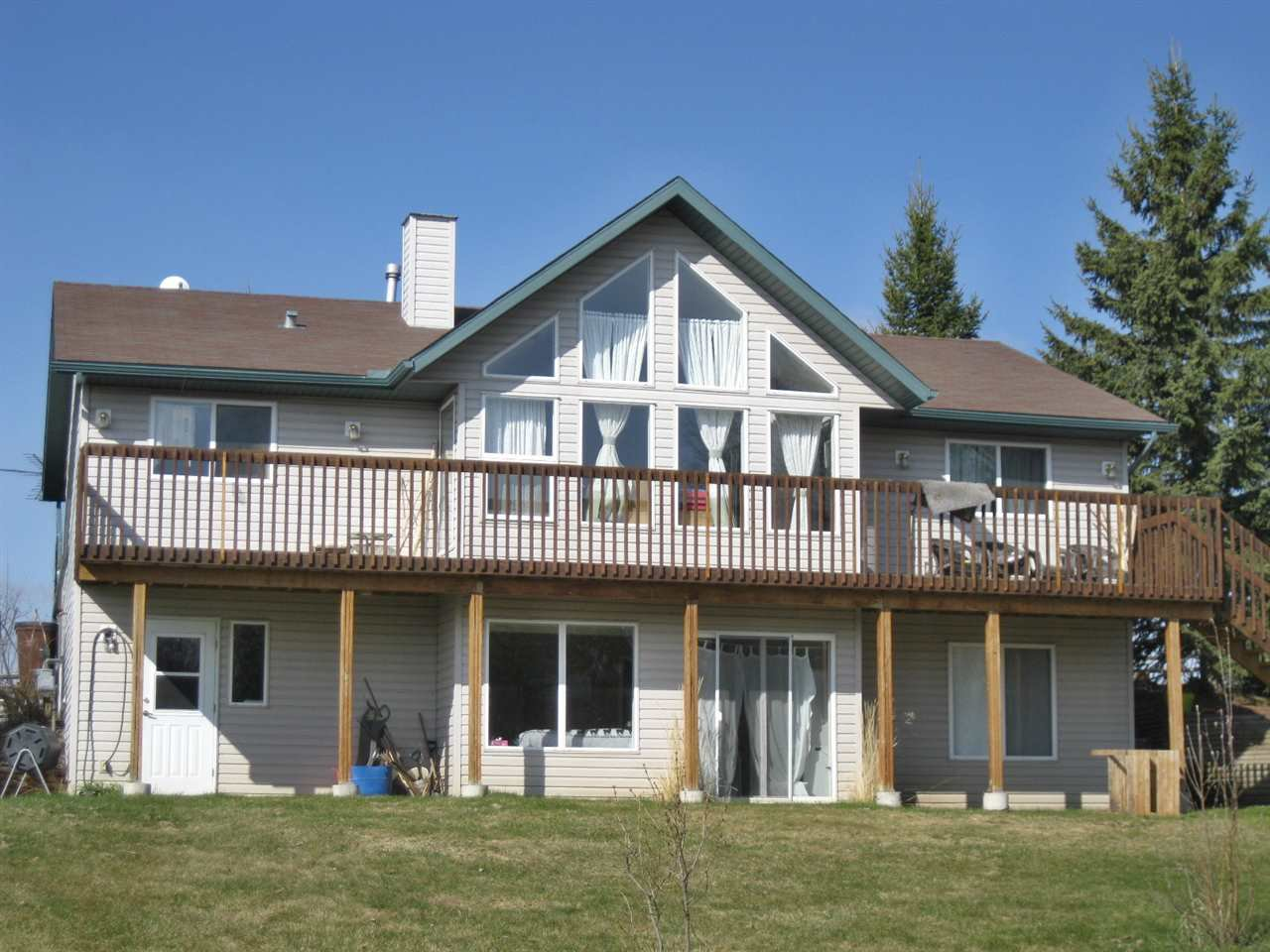 Main Photo: 52116 SH 770 Highway: Rural Parkland County House for sale : MLS®# E4190475