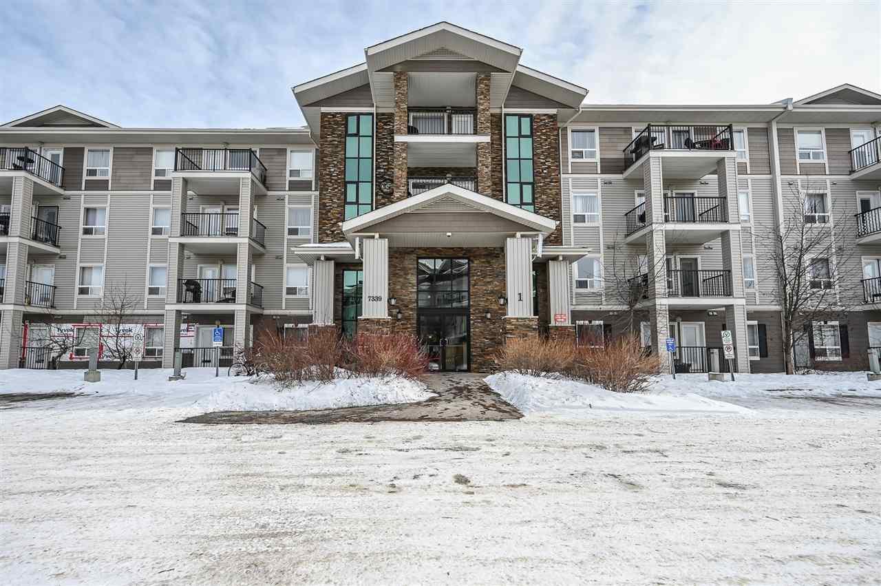 Main Photo: 1413 7339 SOUTH TERWILLEGAR Drive in Edmonton: Zone 14 Condo for sale : MLS®# E4191166