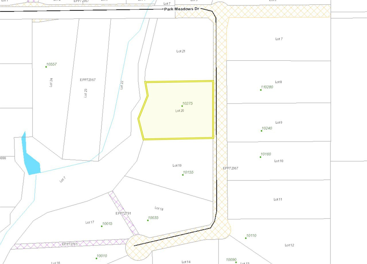 Main Photo: 10275 PARK MEADOWS Drive in Prince George: Beaverley Land for sale (PG Rural West (Zone 77))  : MLS®# R2464446