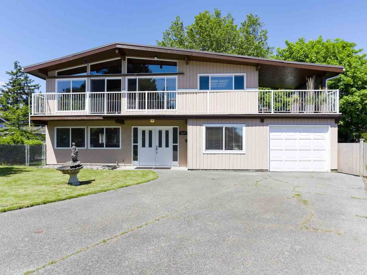 Main Photo: 5227 WALNUT PLACE in Delta: Hawthorne House for sale (Ladner)  : MLS®# R2456249