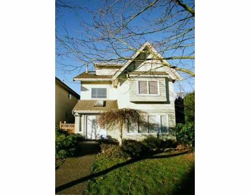 Main Photo: 4493 OXFORD ST in Burnaby: Vancouver Heights House for sale (Burnaby North)  : MLS®# V574585