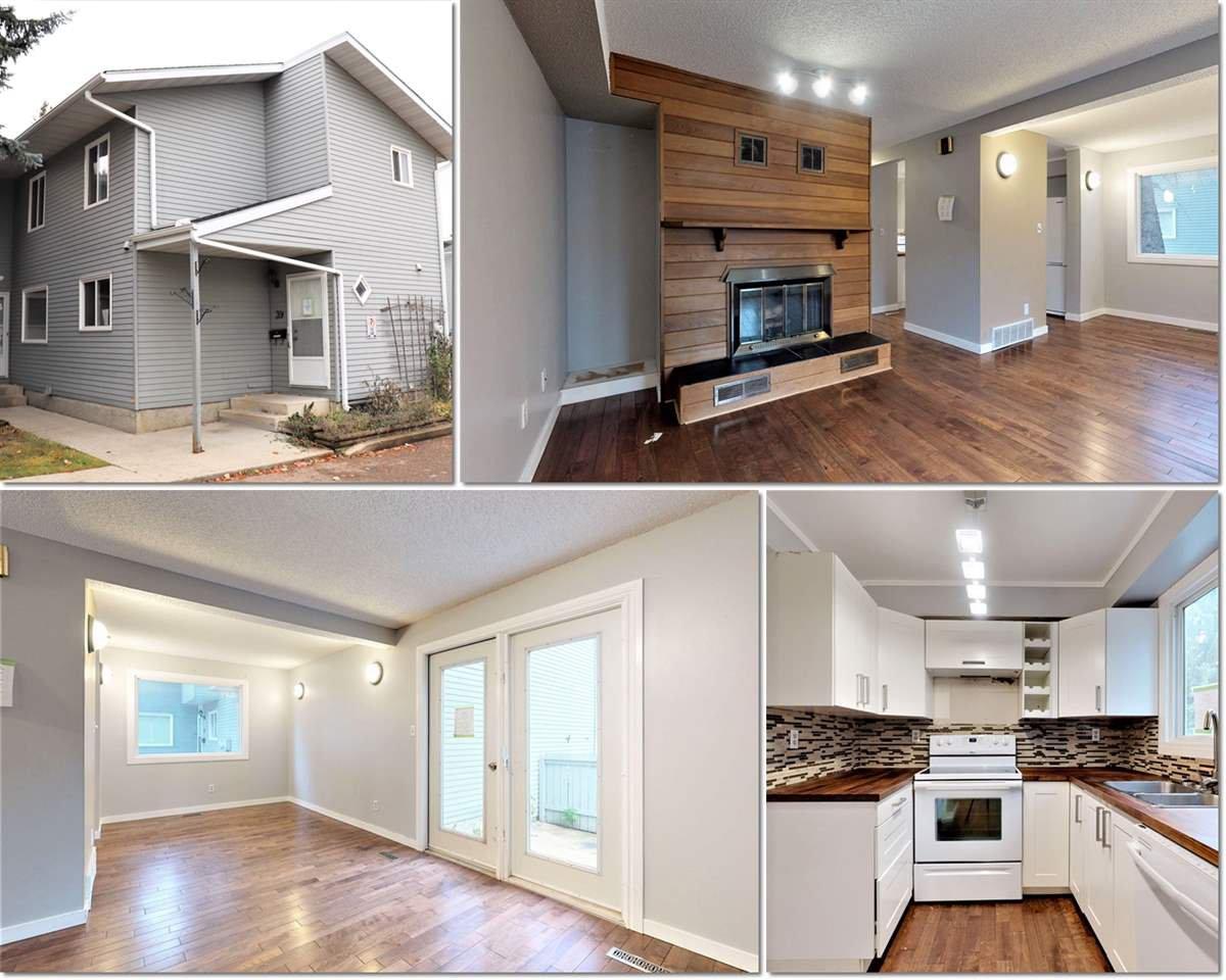 Main Photo:  in Edmonton: Zone 29 Townhouse for sale : MLS®# E4177630