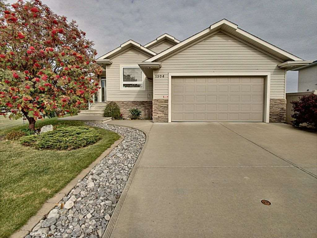 Main Photo: 1504 147 Avenue in Edmonton: Zone 35 House for sale : MLS®# E4187081