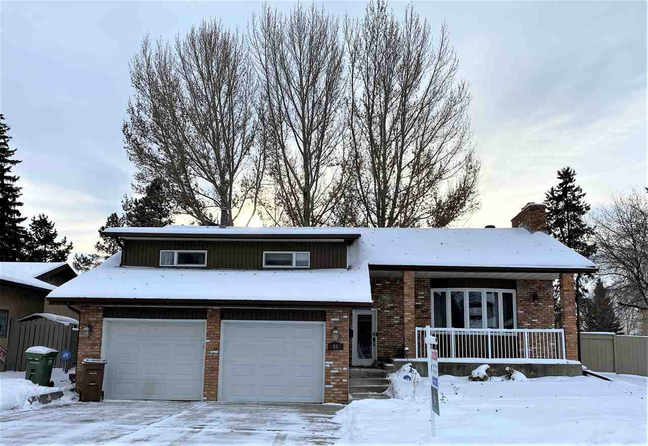 Main Photo: 51 Lombard Crescent: St. Albert House for sale : MLS®# E4217225