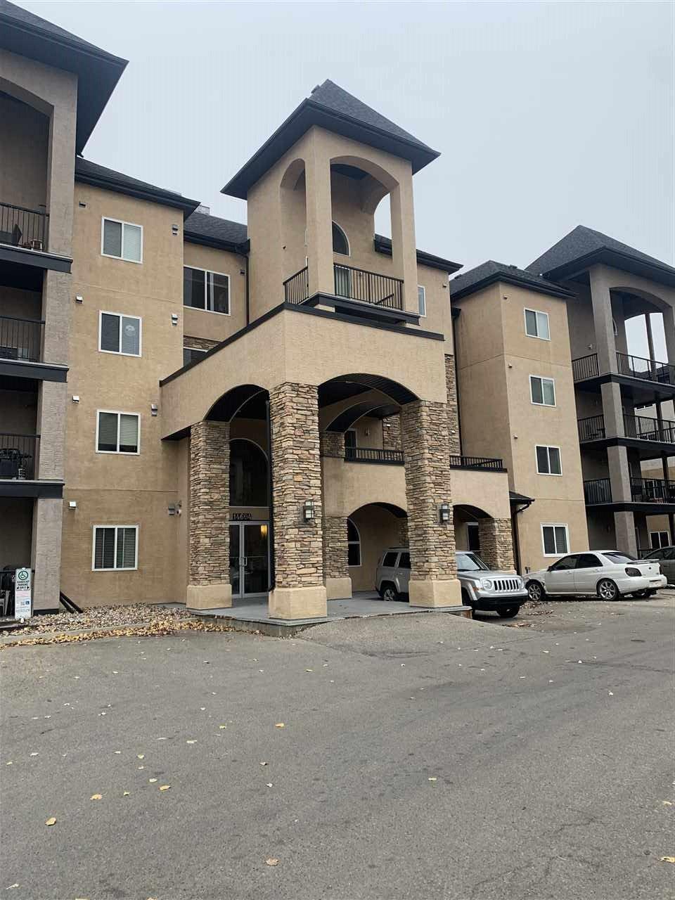 Main Photo: 413 14604 125 Street in Edmonton: Zone 27 Condo for sale : MLS®# E4218193