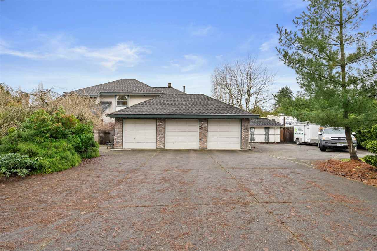 Main Photo: 18551 75 Avenue in Surrey: Clayton House for sale (Cloverdale)  : MLS®# R2525215
