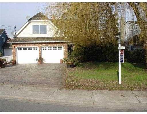 Main Photo: 5461 GROVE AV in Ladner: Hawthorne House for sale : MLS®# V579142