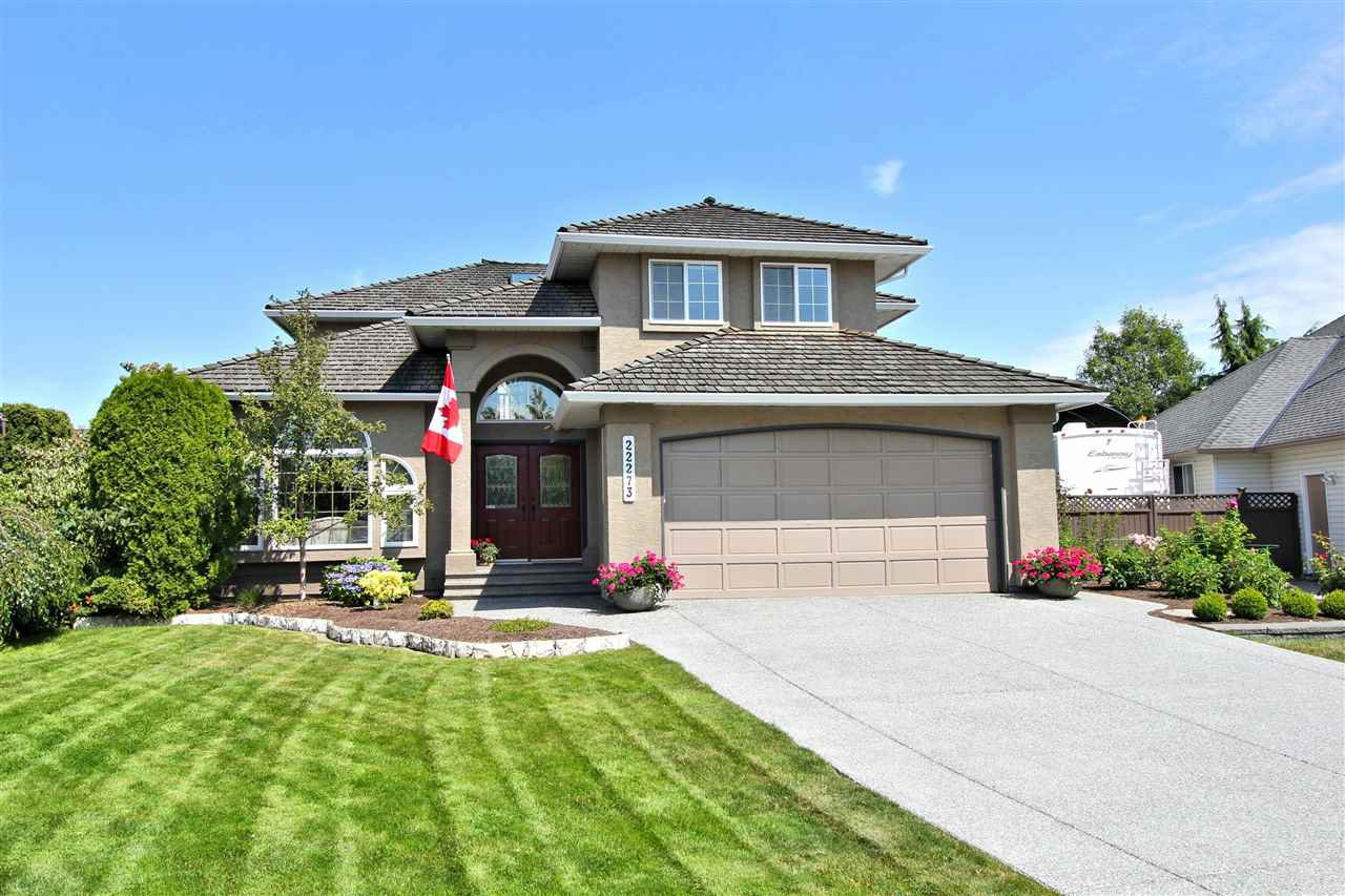 "Main Photo: 22273 46A Avenue in Langley: Murrayville House for sale in ""Murrayville"" : MLS®# R2387482"